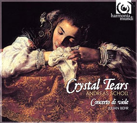 Cristal Tears CD image