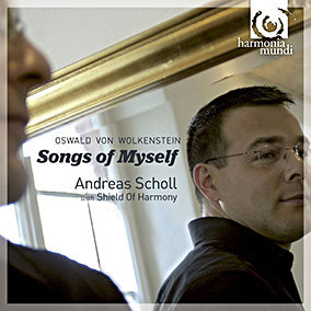 Songs of Myself CD image