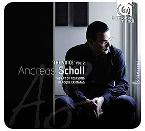 The Best of Andreas Scholl CD image